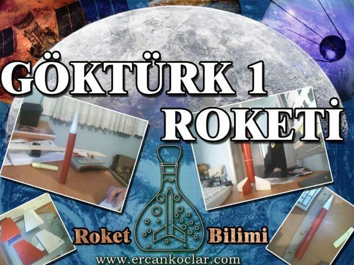 GökTürk1 Model roketi