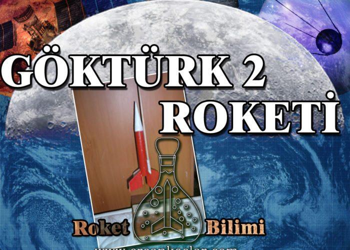 GökTürk2 Model roketi