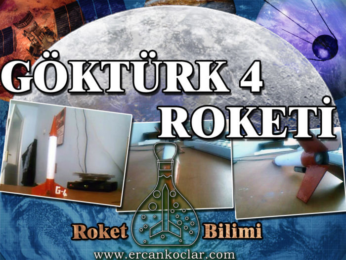GökTürk4 Model roketi