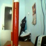 Gök-Türk 1 Model Roketi(model rocket)