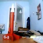 Gök-Türk 3 Model Roketi