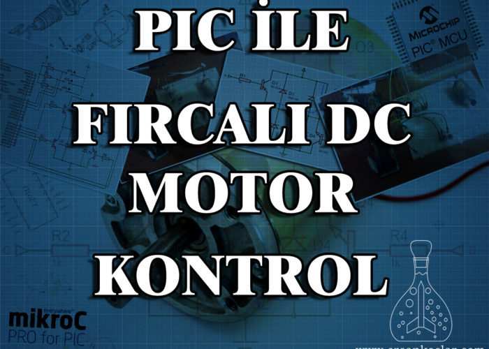 PIC-ile-DC-motor-kontrol