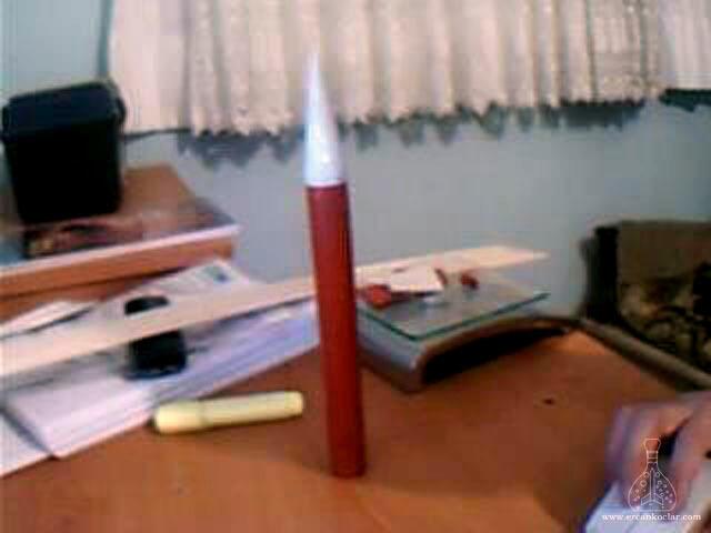 Gök-Türk 1 Model Roketi Gövde