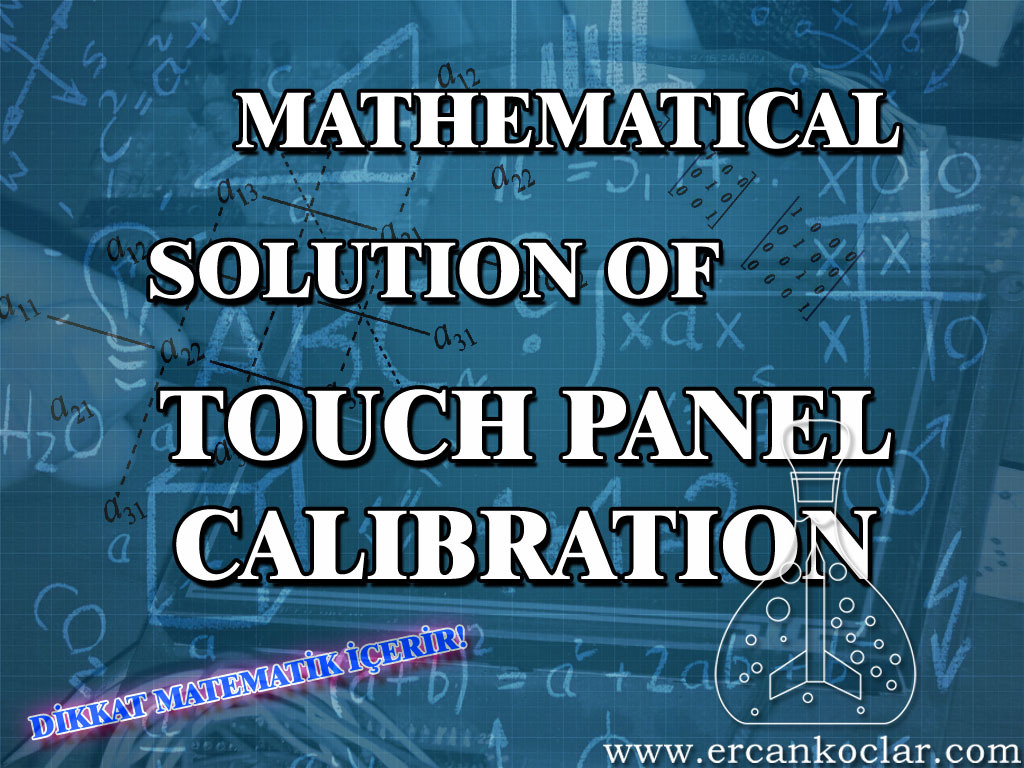 mathematical-solution-of-touch-panel-calibration