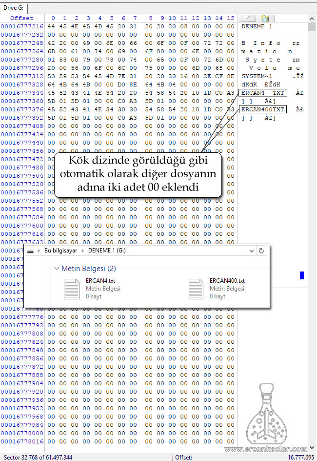 fat32-dosya-mukerrer-dosya-olusturma
