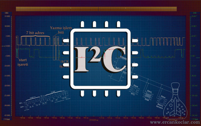 I2C Communication Protocol and MicroC Library | Ercan Koçlar