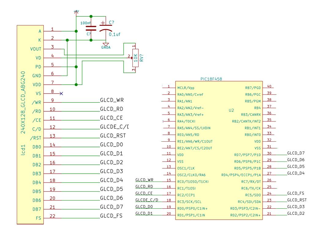 SAP1024B Bağlantılar